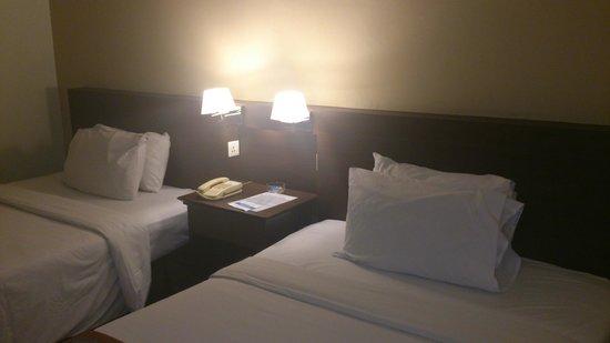 Prescott Hotel Kuala Lumpur - Medan Tuanku : 2 Comfy Beds