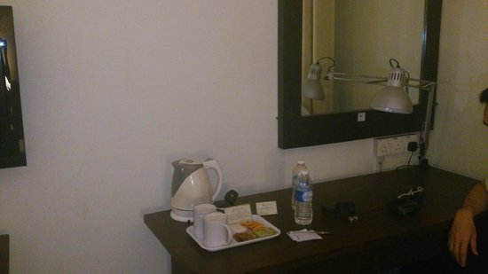 Prescott Hotel Kuala Lumpur - Medan Tuanku : our room