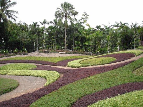 Nong Nooch Tropical Botanical Garden: Сад