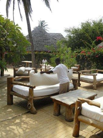 Mawimbi Lodge: aperitivo e relax