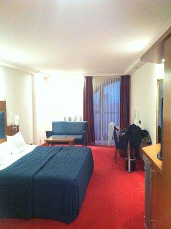 Hotel Erzgiesserei Europe: Zimmer in der 5. Etage