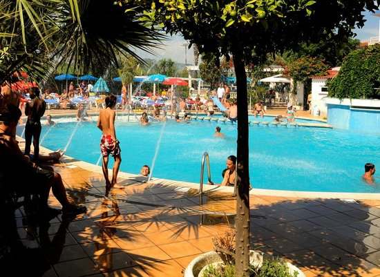H Top Paradis Park: Piscina