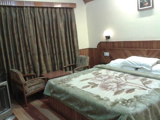 The Holiday Resorts Cottages & Spa : Bedroom