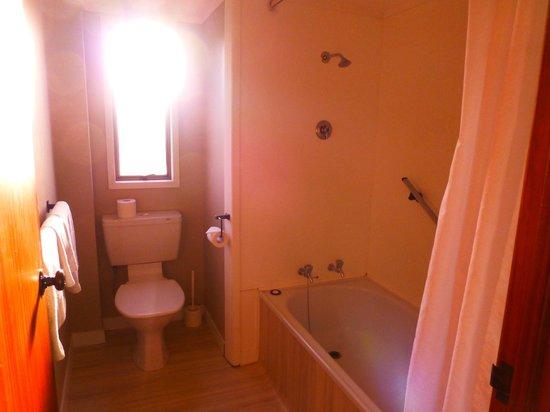 Countrytime Hotel: Bad, etwas sehr alt