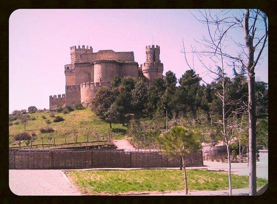 Castillo de los Mendoza (Castillo nuevo de Manzanares El Real) : Castillo de los Mendoza