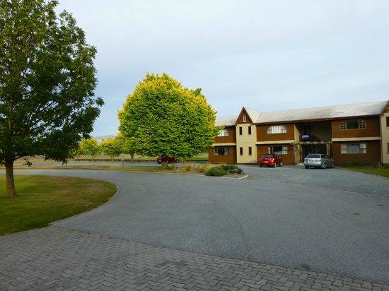 Countrytime Hotel: Hotel mit Parkplatz