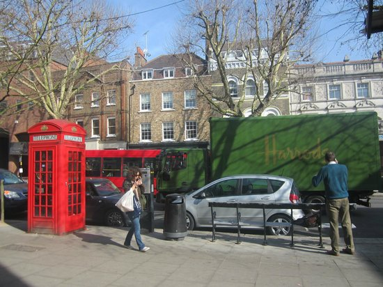 Kings Boutique Hotel: Hampstead High Street