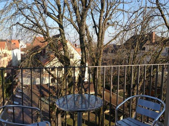 Dom Hotel: Balcony