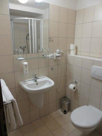 Inos: Im Bad gibt es alles was man braucht