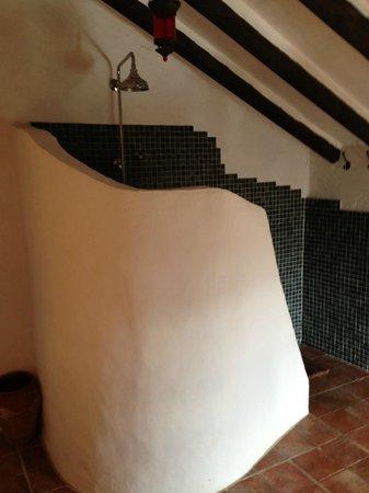 Casa Las Encinas: Shower Room 1