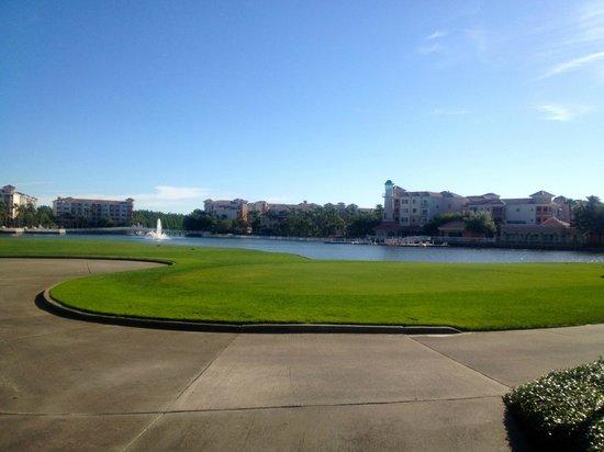 Marriott's Grande Vista: View of the resort