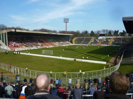 Stadionhopper Mark Mauderer: Grotenburg-Kampfbahn, Krefeld