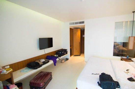 G Hua Hin Resort & Mall : the large room