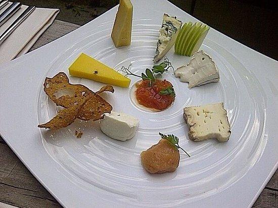 Miil: Variazione di formaggi..