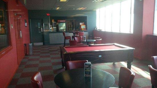 Team-Sport Camberley: Cafe