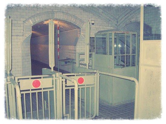 Anden 0 : Chamberi metro