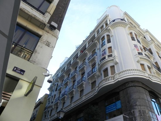 Hostal Main Street Madrid: !!