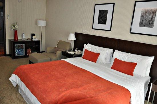 Hotel TRYP BUENOS AIRES: Dormitorio