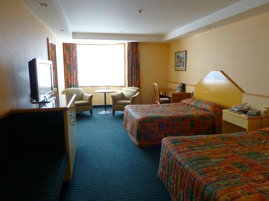 Distinction Luxmore Hotel Lake Te Anau : Schöne Zimmer