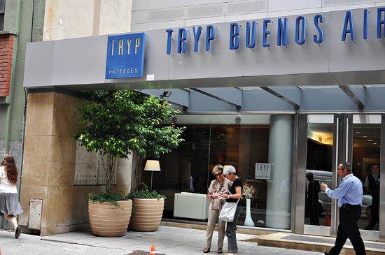 474 BUENOS AIRES HOTEL: Fachada