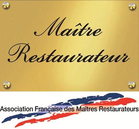 HOTEL DE FRANCE : Label Maître Restaurateur : produits frais