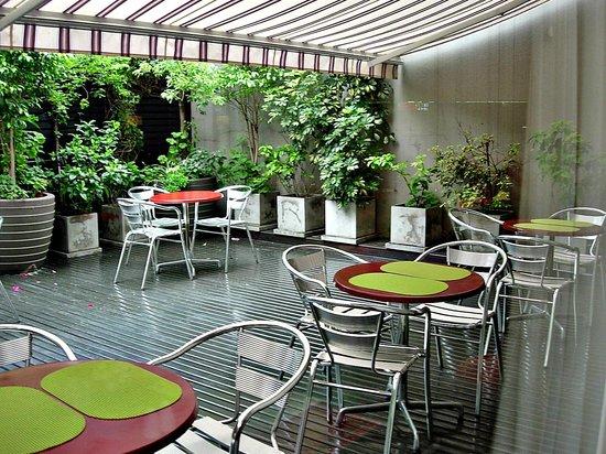 474 BUENOS AIRES HOTEL: Terraza