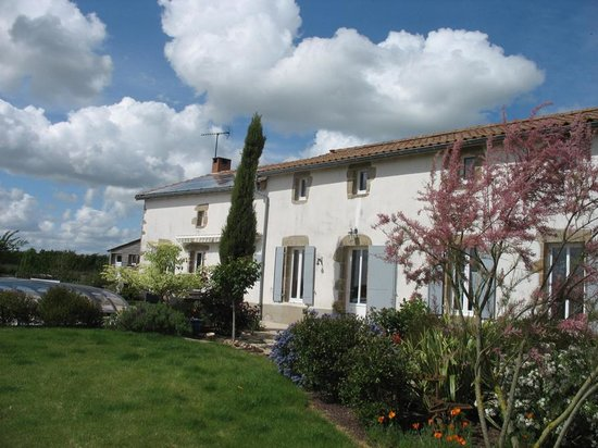 Chambres d'Hotes Le Plessis Vendee : le plessis