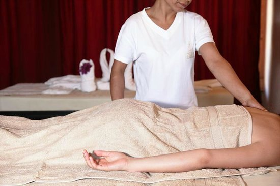 Perili Bay Resort Hotel: Massage