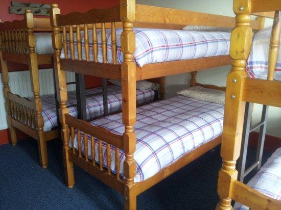 Hutt Hostel: Dorm rooms