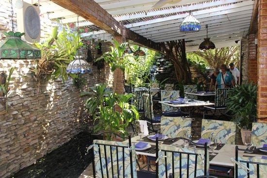 La Fontana Havana : Restaurant interior