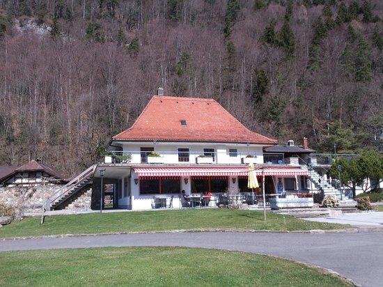 Unterseen, Suisse : Interlaken - Landhaus