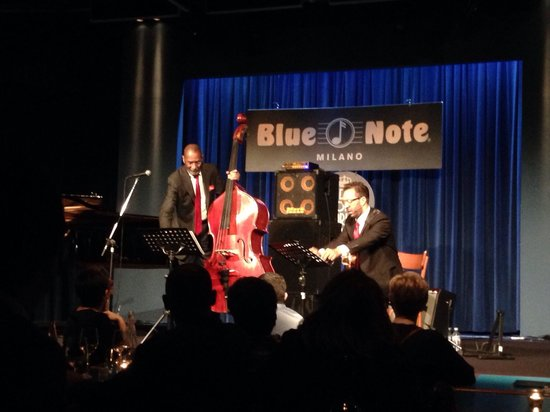 Blue Note Milano : Serata jazz...