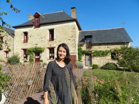 Le Manoir du Fresche : Myriam vous accueille pour un séjour détente