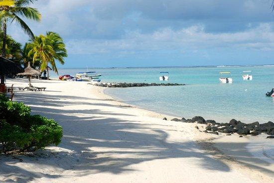 Paradis Beachcomber Golf Resort & Spa : La plage