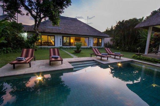 Villa Kamboja: swimming pool
