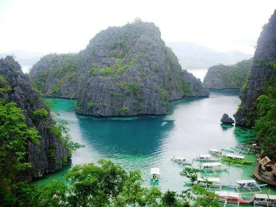Coron Bay: Beautiful kayangan Lake