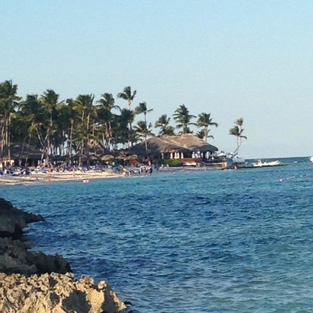 Club Med Punta Cana : View from our balcony