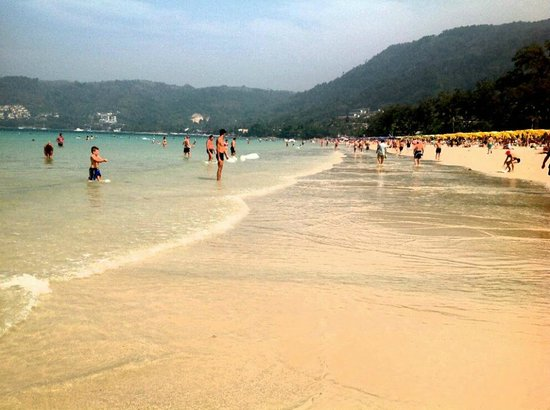 Shanaya Beach Resort & Spa: прилив