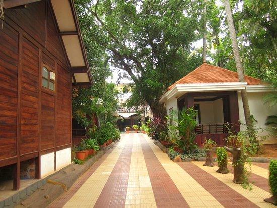 拉賈公園海灘度假村張圖片