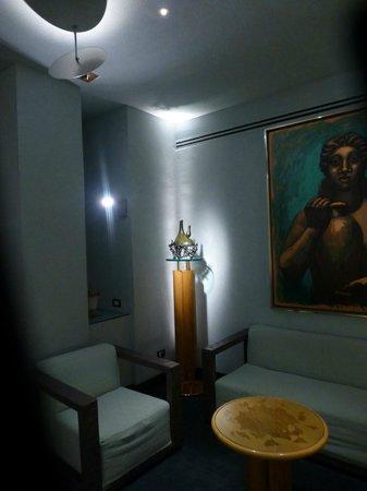 Hotel Spadari al Duomo : Lounge area