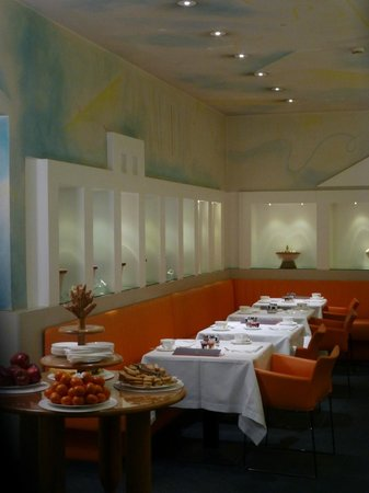 Hotel Spadari al Duomo : Dining Area