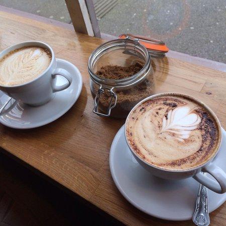 Espresso Kitchen : Beautiful Coffee