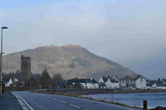Loch Fyne Hotel & Spa: View around Inveraray