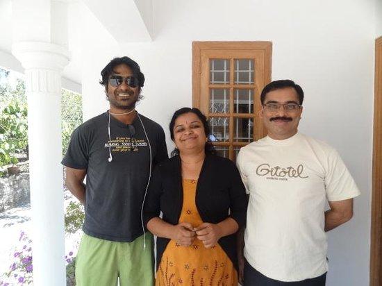 The Treasure Trove Home Stay: With Reena and Sunil