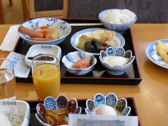 Entaijiso: 朝食ビュフェ
