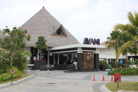 AVANI Sepang Goldcoast Resort: Hotel & grounds
