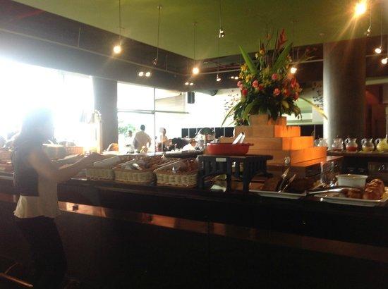 Trump Ocean Club International Hotel & Tower Panama: breakfast buffet