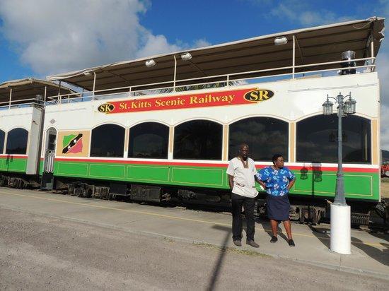 St Kitts Railway Tour