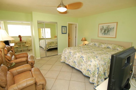 Conclare Aman's Beach Resort: Clean rentals