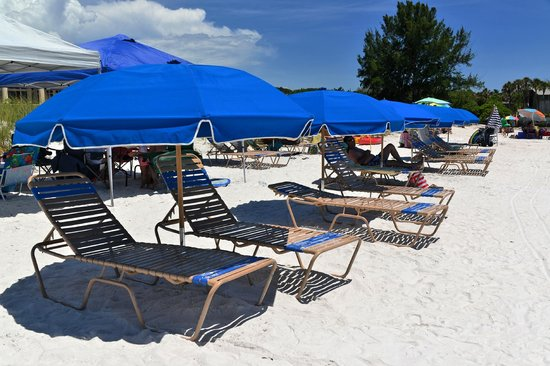 Conclare Aman's Beach Resort : Relax on our Siesta Key Beaches